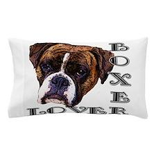 Boxer Lover Pillow Case