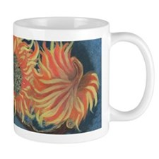 Sunflower Painting Mugs