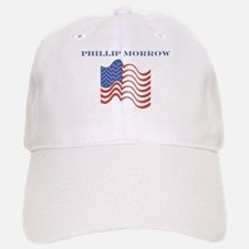 Phillip Morrow (american flag Baseball Baseball Cap