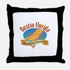 Destin Florida - Throw Pillow