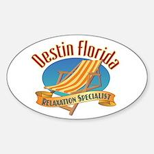 Destin Florida - Decal