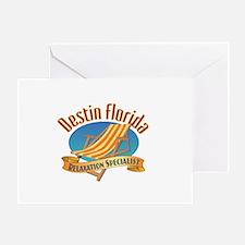 Destin Florida - Greeting Card