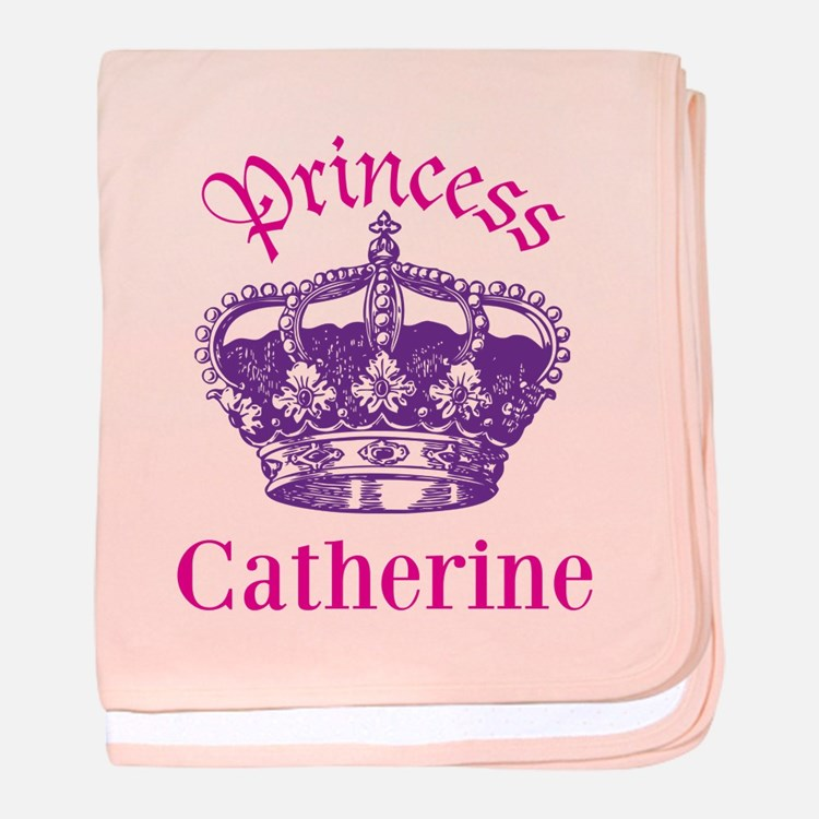 Princess (p) Baby Blanket