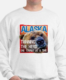 Alaska: Thinning the Herd One Tourist at a Time Sw