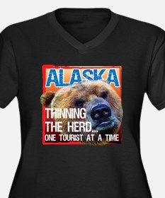 Alaska: Thinning the Herd One Tourist at a Time Pl