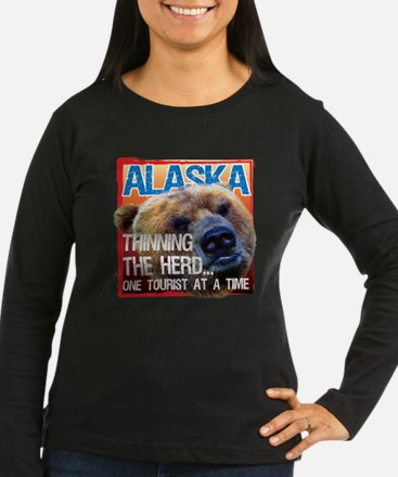 Alaska: Thinning the Herd One Tourist at a Time Lo