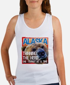 Alaska: Thinning the Herd One Tourist at a Time Ta