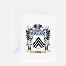 Cody Coat of Arms - Family Crest Greeting Cards