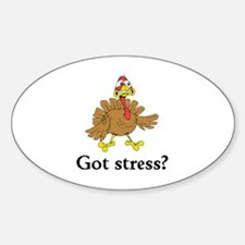 Got Stress Decal