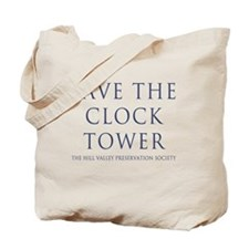 Save the Clock Tower Replica Tote Bag