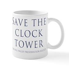 Save the Clock Tower Replica Mug