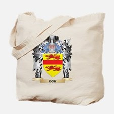 Cok Coat of Arms - Family Crest Tote Bag