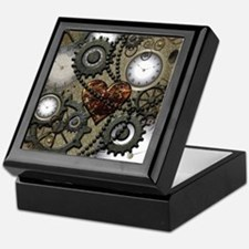 Steampunk Keepsake Box