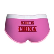 Cute Made in china Women's Boy Brief