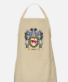 Cole Coat of Arms - Family Crest Apron