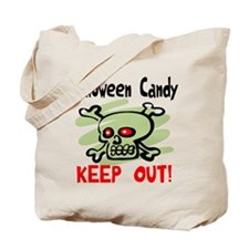 Halloween Candy Keep Out! Trick-or-Treat Bag