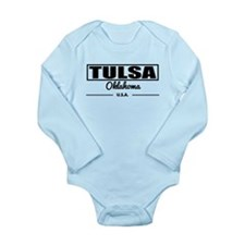 Tulsa Oklahoma Body Suit