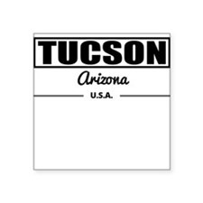 Tucson Arizona Sticker
