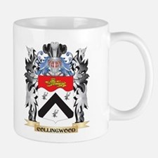 Collingwood Coat of Arms - Family Crest Mugs