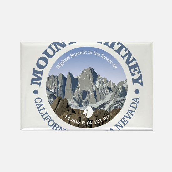 Mount Whitney s Magnets