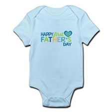 Haopy First Father's Day Boys Body Suit