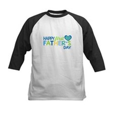 Haopy First Father's Day Boys Baseball Jersey