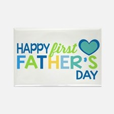 Haopy First Father's Day Boys Magnets