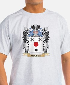 Colson Coat of Arms - Family Crest T-Shirt