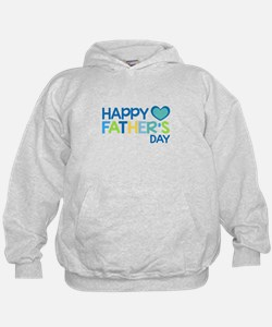 Happy Father's Day Boys Hoodie