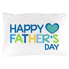 Happy Father's Day Boys Pillow Case