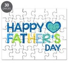 Happy Father's Day Boys Puzzle