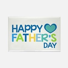 Happy Father's Day Boys Magnets