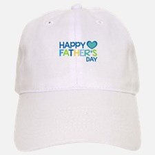 Happy Father's Day Boys Baseball Baseball Cap