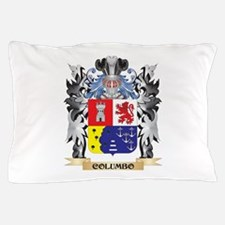 Columbo Coat of Arms - Family Crest Pillow Case