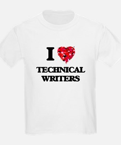 I love Technical Writers T-Shirt