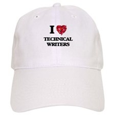 I love Technical Writers Baseball Baseball Cap
