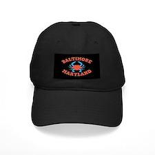 Crabbing Baltimore Baseball Cap