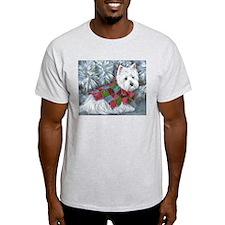 Patches Ash Grey T-Shirt