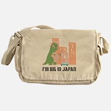 I'm Big In Japan Messenger Bag