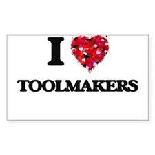I love Toolmakers Decal