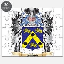 Como Coat of Arms - Family Crest Puzzle