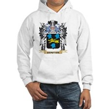 Compton Coat of Arms - Family Cr Hoodie