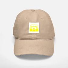 Yellow Stadium Baseball Baseball Cap