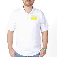 Yellow Stadium T-Shirt