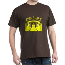 Yellow Stadium T-Shirt