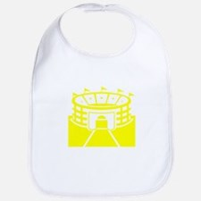 Yellow Stadium Bib