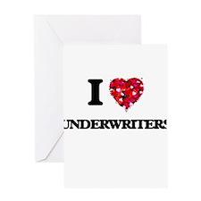I love Underwriters Greeting Cards