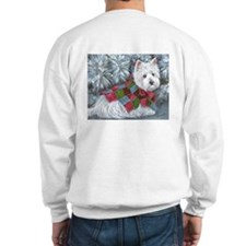Patches Sweatshirt Back