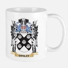 Conley Coat of Arms - Family Crest Mugs
