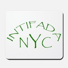 INTIFADA NYC Mousepad